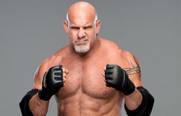 Goldberg luchar