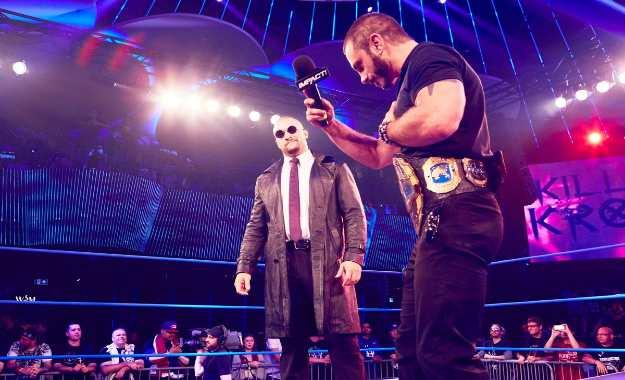 Gran subida de audiencia de Impact Wrestling