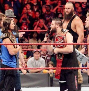 Grandes cambios en WWE RAW y SmackDown Live