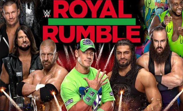 Greatest Royal Rumble fue trending topic en España