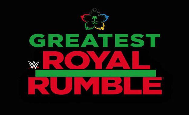 WWE noticias Greatest Royal Rumble Estrella de WWE RAW eliminada de Greatest Royal Rumble. Descubre en las siguientes líneas que estrella ha sido eliminada de la batalla real de 50 hombres. Luchador lesionado podría haber llegado a Arabia Saudí