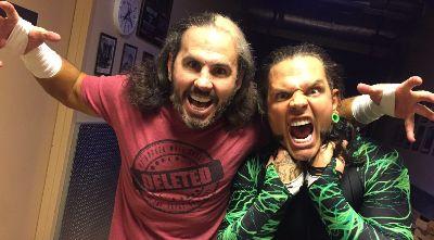 WWE noticias Hardy