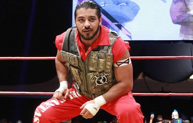 Hijo del Fantasma WWE
