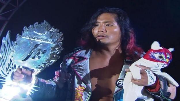 Hiromu Takahashi se habría lesionado en el G1 Special en San Francisco