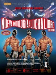 Historieta de la Lucha Libre Mexicana