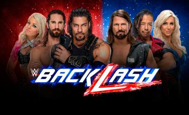 noticias de Backlash