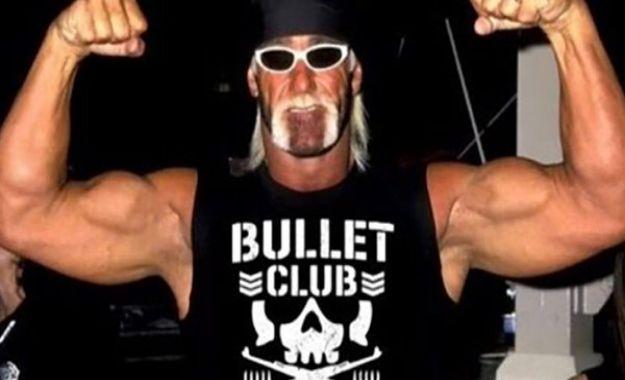 Hulk Hogan comenta la posibilidad de trabajar con el Bullet Club