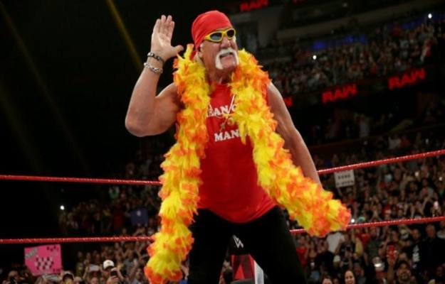 Hulk Hogan tendría grandes ideas planeadas para la WWE RAW Reunion