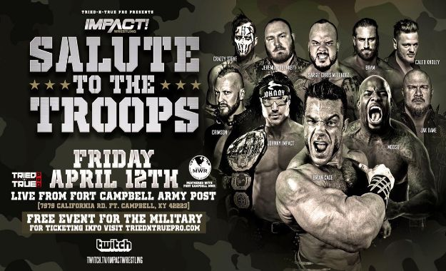 Impact Salute to the Troops