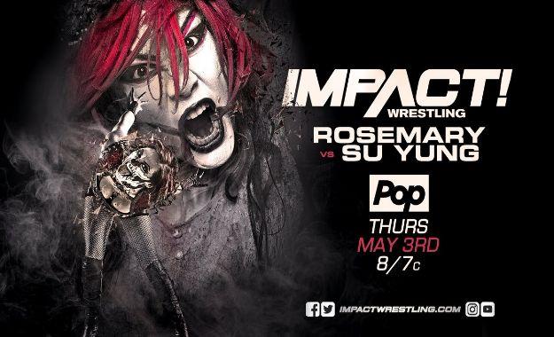 Impact Wrestling 3 mayo