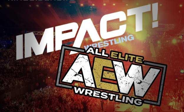 Impact Wrestling abierta a trabajar con All Elite Wrestling