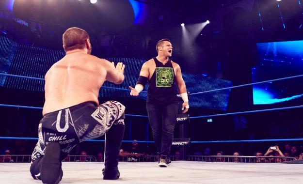 Impact Wrestling registra su segunda audiencia más baja en su historia