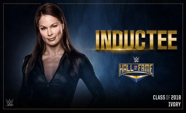 Reacciones a la presentación de Ivory al WWE Hall of fame