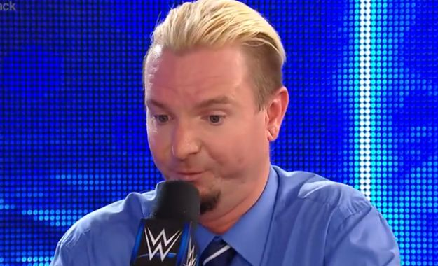 James Ellsworth WWE