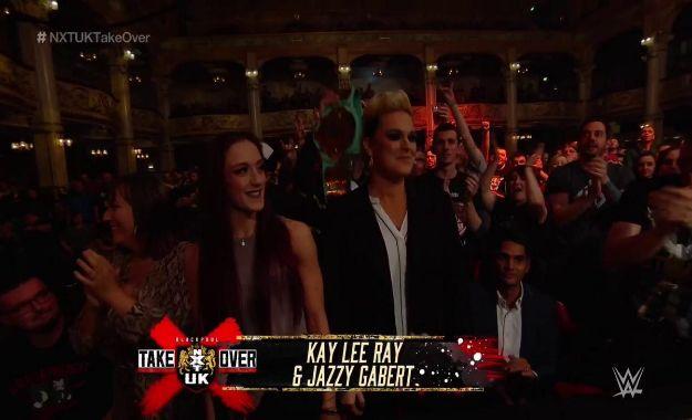 Jazzy Gabert y Kay Lee Ray llegan a WWE NXT UK