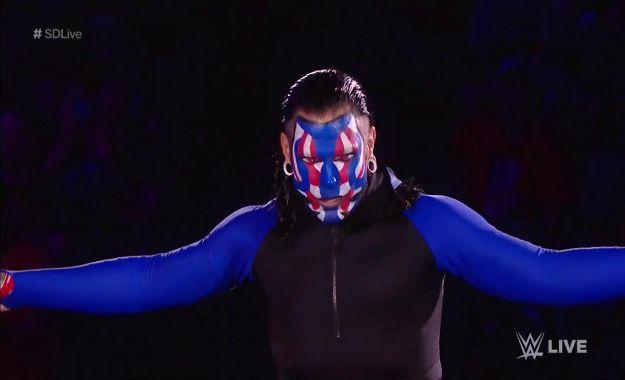 Jeff Hardy retiene el USA Title en SmackDown