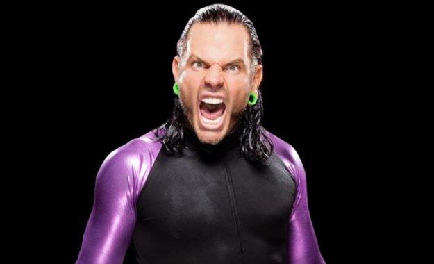 Actualización del estado de Jeff Hardy
