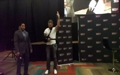 Jeff Hardy México 2017