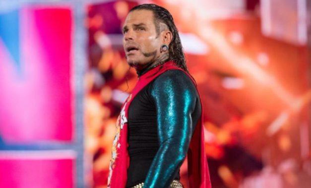 Jeff Hardy Wrestlemania