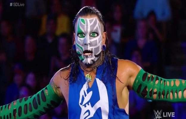 Jeff Hardy WWE