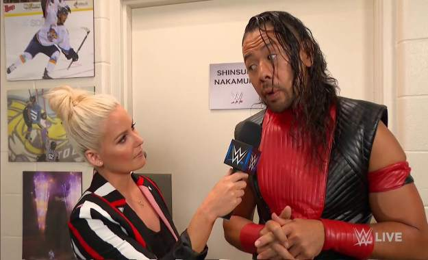 Jeff Hardy comienza su rivalidad con Shinsuke Nakamura