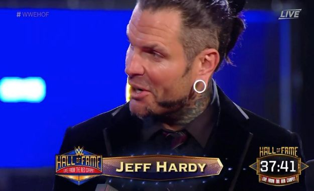 Jeff Hardy confirma que habrá otro Ultimate Deletion Match