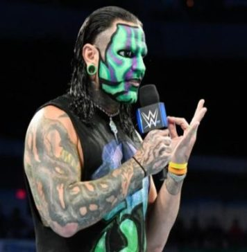 Jeff Hardy contrato
