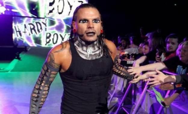 Jeff Hardy dice que lucha cada combate como si fuera el último