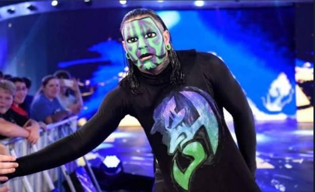 Jeff Hardy estaría pasando por una lesión