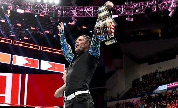 WWE noticias Jeff Hardy nuevo campeón de Estados Unidos Jeff Hardy llega a SmackDown como campeón de Estados Unidos