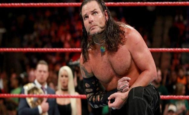 Jeff Hardy podría estar lesionado de nuevo