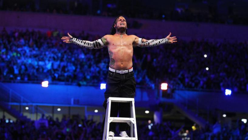 Jeff Hardy revela que le hizo estar tan nervioso en su regreso a WWE en WrestleMania 33