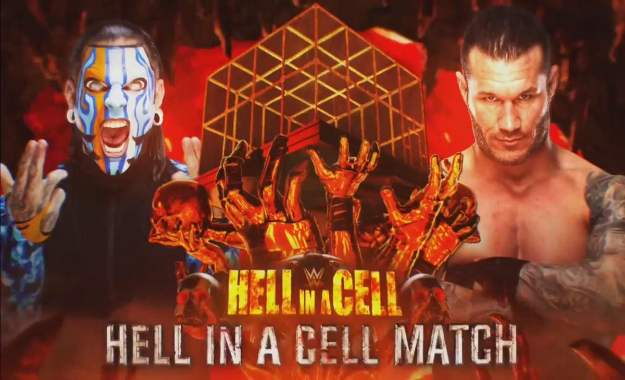 Jeff Hardy se enfrentará a Randy Orton en un Hell in a Cell match