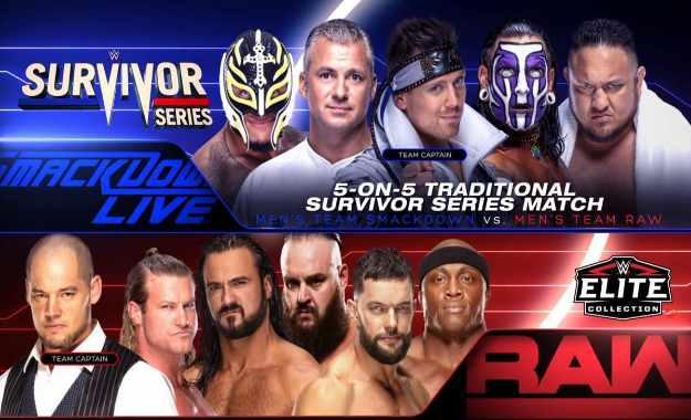 Jeff Hardy sustituye a Daniel Bryan en el equipo de Smackdown para Survivor Series
