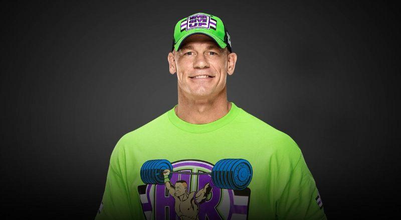John Cena Fastlane