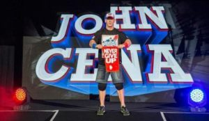 John Cena estará en no Mercy