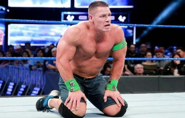 John Cena envuelto en un incidente con un fan