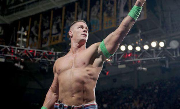 John Cena estaba programado para perder en la primera ronda de la copa del mundo de Crown Jewel