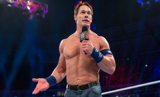 John Cena fuera del Royal Rumble