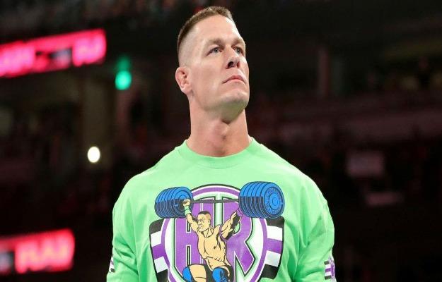 John Cena habla sobre aparecer el próximo lunes en WWE RAW Reunion