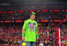 John Cena regresa en RAW Reunion