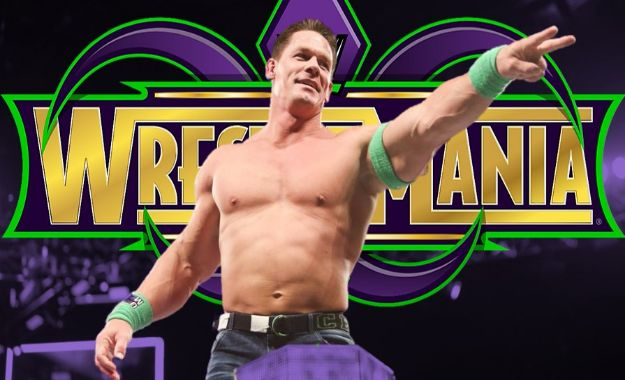 John Cena sigue retando a The Undertaker para Wrestlemania 34