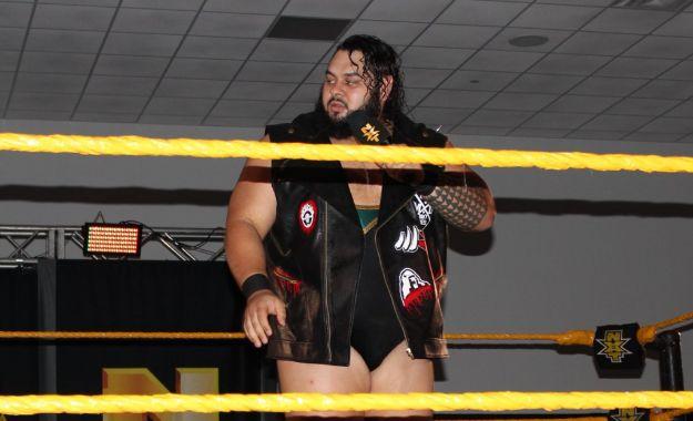 Jonah Rock NXT