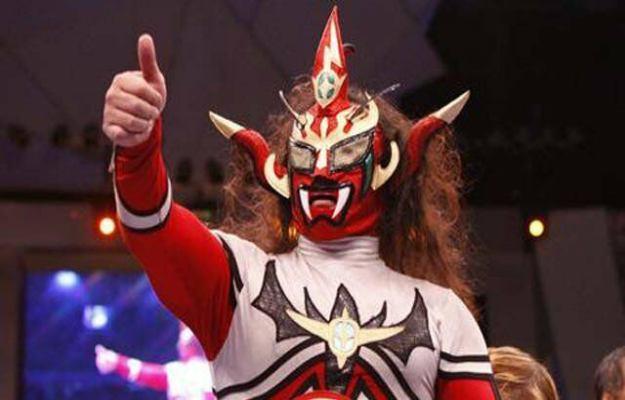 Jushin Thunder Liger se despidió del CMLL a lo grande