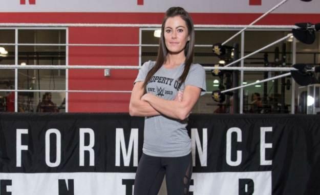 Kacy Catanzaro habla de su paso de ninja warrior a WWE