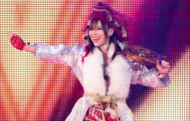 Kairi Sane WWE