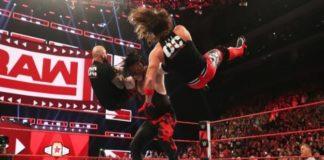 Kane WWE RAW