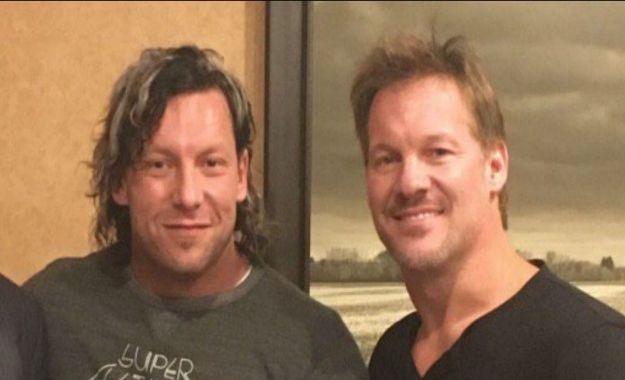 Jericho continúa en NJPW y Kenny Omega mira a AEW
