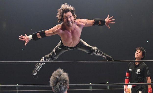 WWE ha hecho una oferta fantástica a Kenny Omega