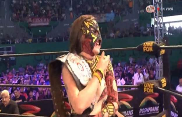 Keyra es la nueva campeona Reina de Reinas de AAA